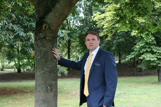 Thomas Mitchell is concerned about the trees along Lynchford Road (Rushmoor Liberal Democrats)